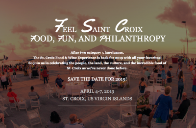 The St. Croix Food & Wine Experience
